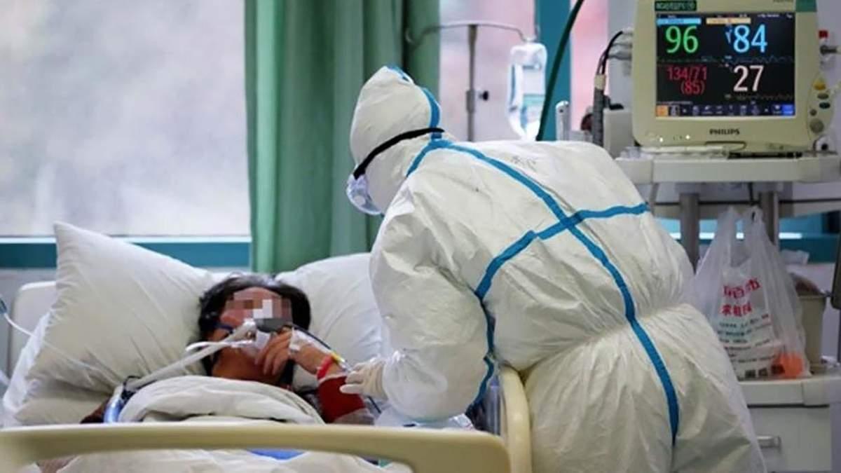 Перший виявлений випадок коронавірусу на Франківщині