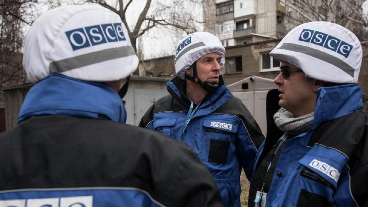 МЗС України засуджує недопуск спостерігачів ОБСЄ у Крим