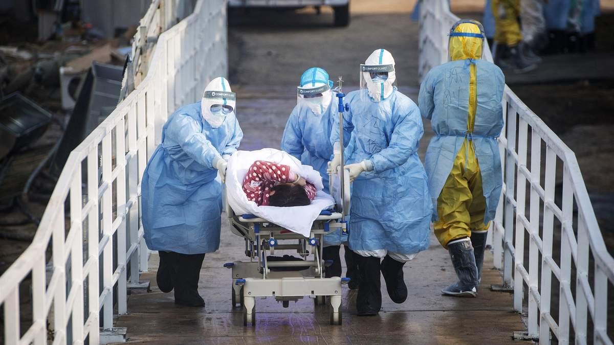 В Італії померли 13 лікарів через коронавірус