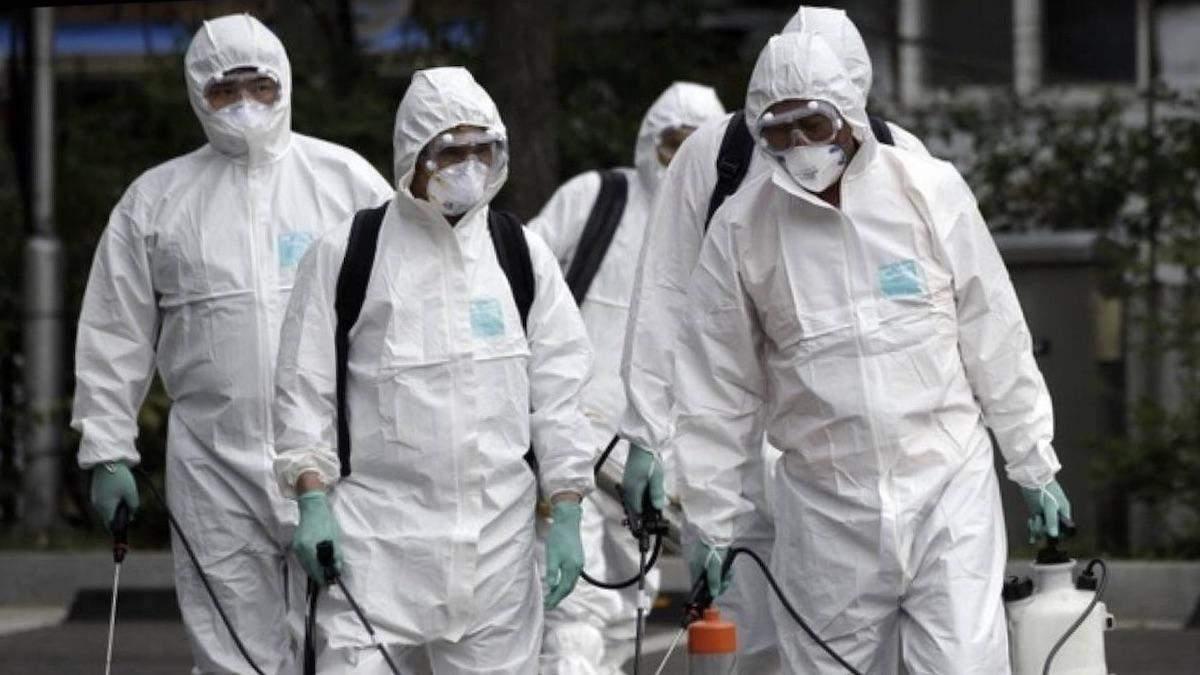 Жителі Дніпра, які захворіли коронавірусом, нещодавно повернулися з Франції