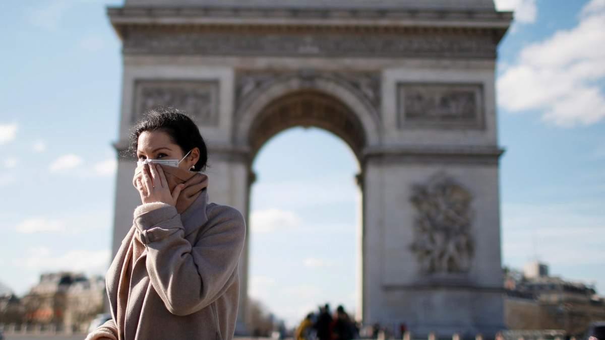 Три дні з карантину у Парижі