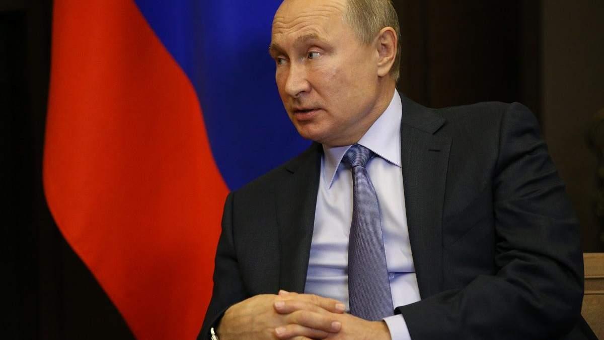 Росія використовує коронавірус, щоб зняти санкції
