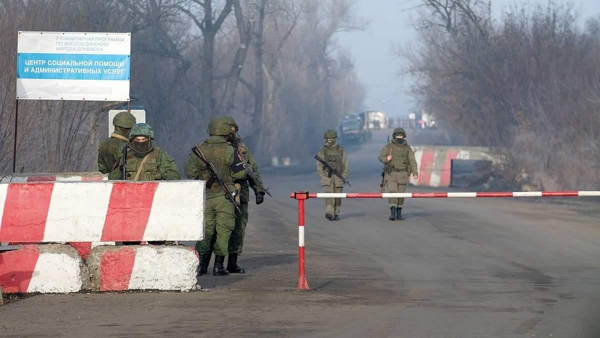 Боевики до сих пор не ввели карантин на оккупированном Донбассе
