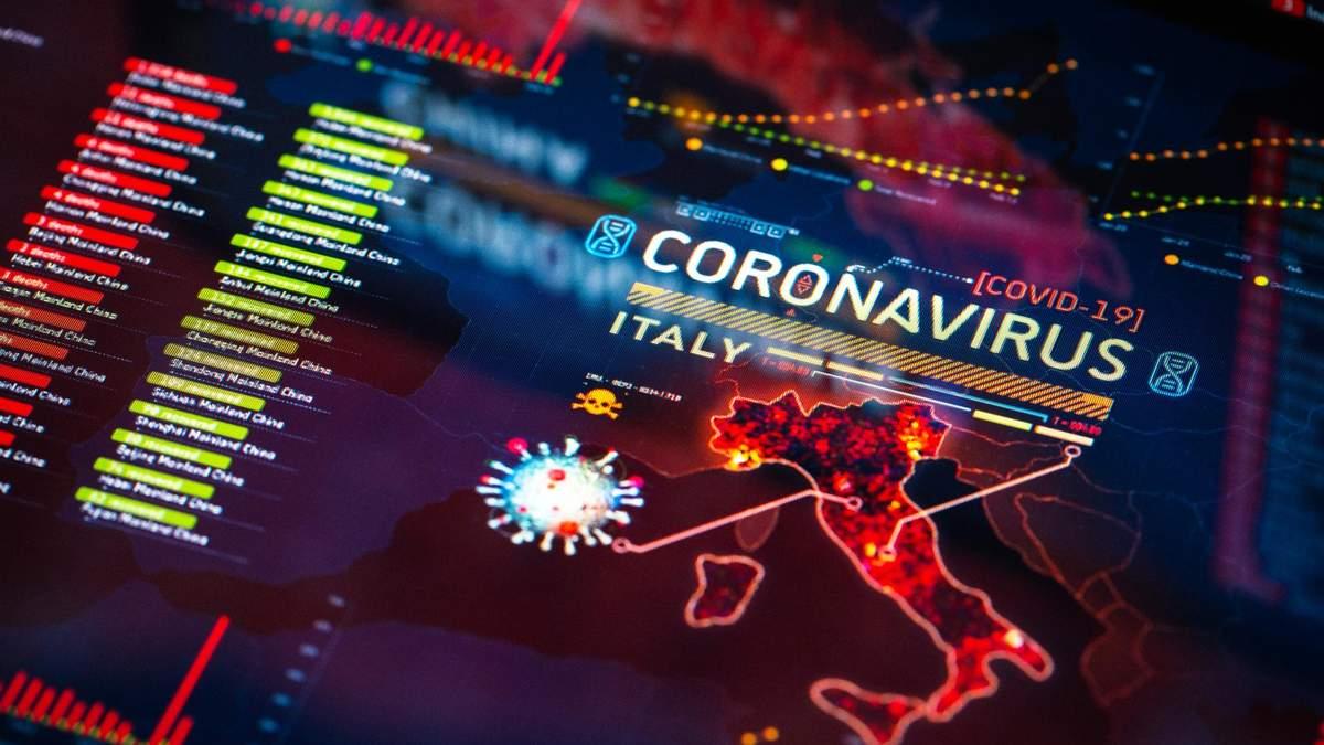 Коронавірус в Італії 22 березня 2020 – останні новини Італії