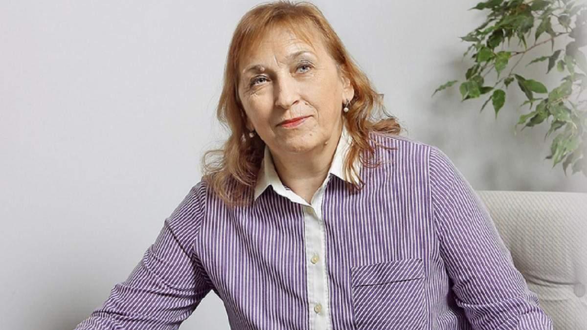 Ірина Бекешкіна померла – директор Демократичні ініціативи