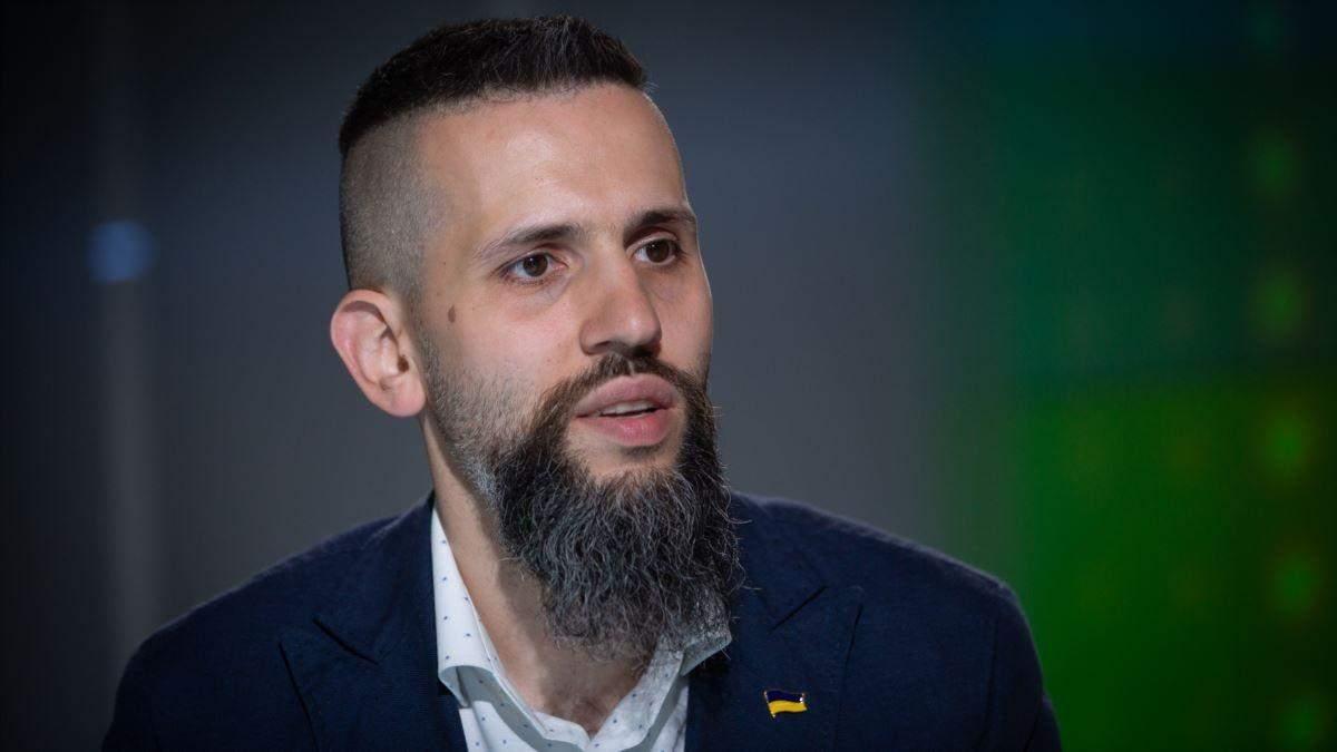 Нефьодов прокоментував ситуацію з українськими масками в Іспанії