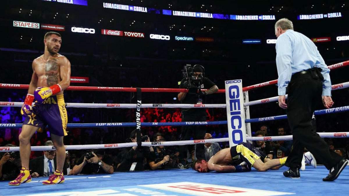 Світовий бокс опинився в нокауті