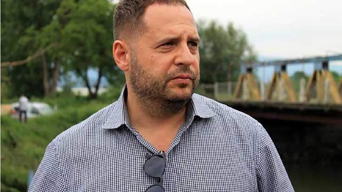 Ермак купил Mercedes за 3 миллиона гривен накануне карантина в Украине: детали