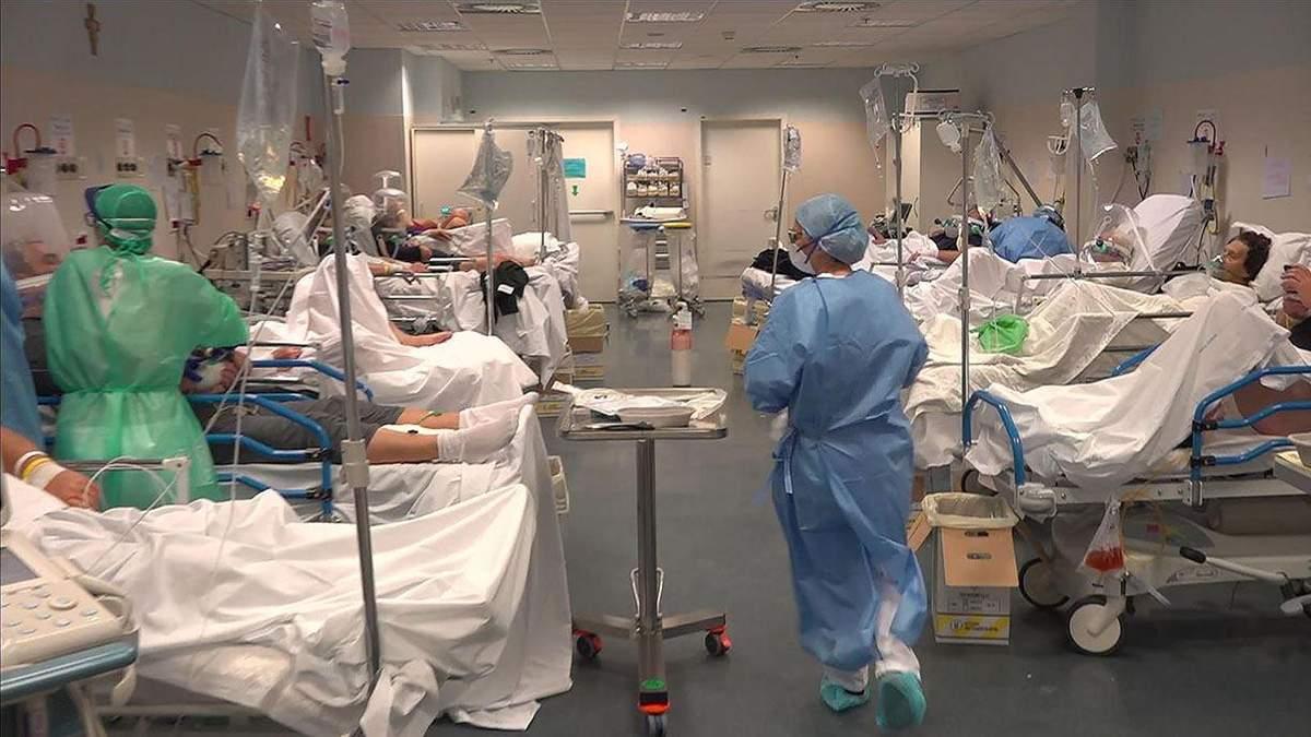 Лікарня в Італії
