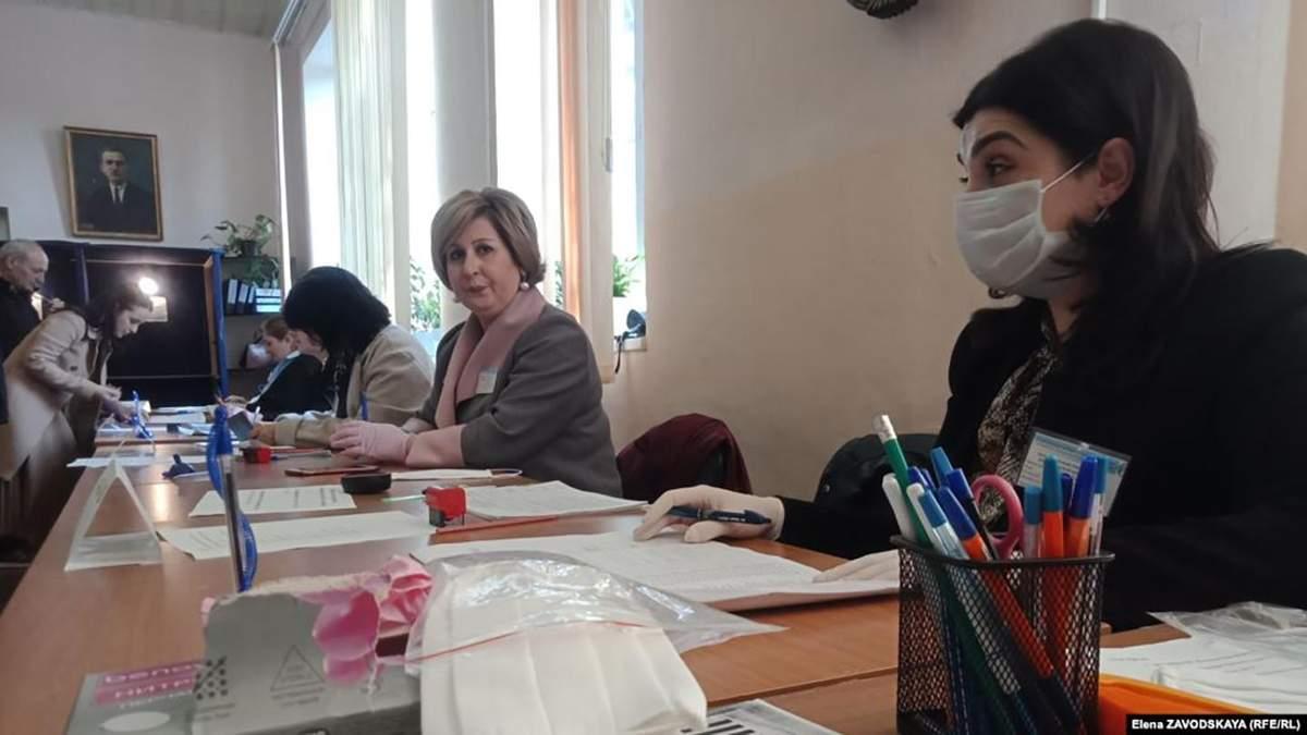 Украина осуждает так называемые выборы в Абхазии