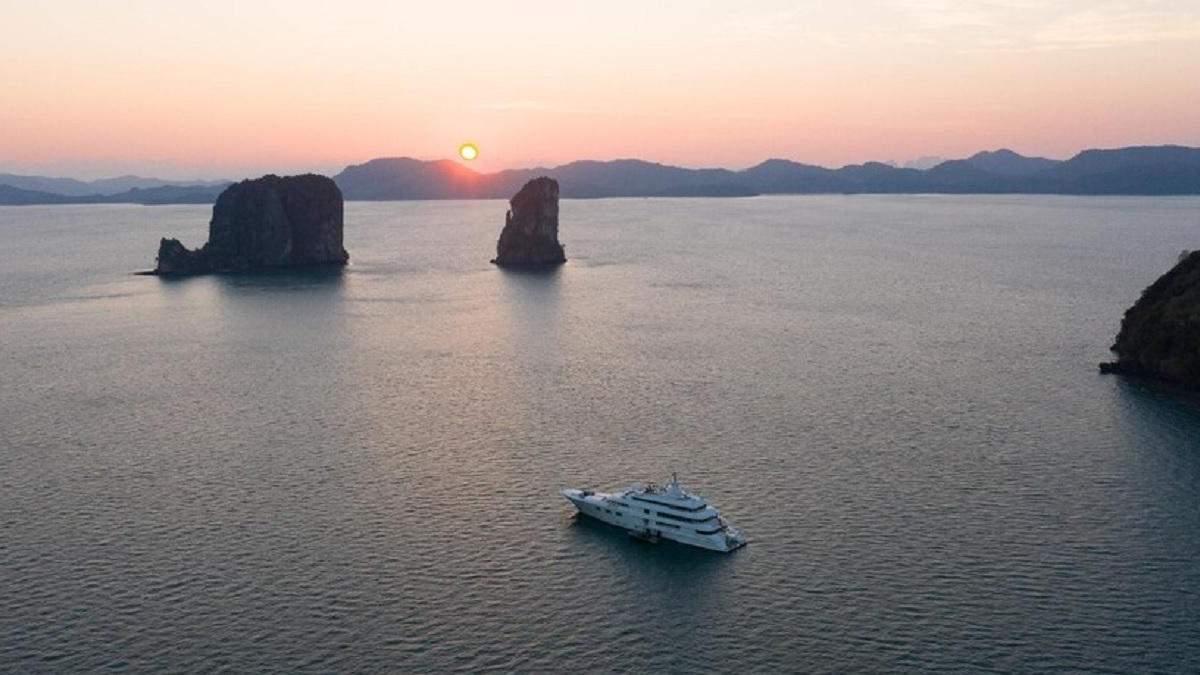 Миллиардеры надеются спастись от коронавируса на яхтах