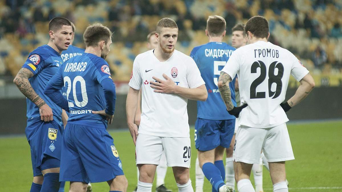 Чемпіонат України можуть завершити за двома сценаріями