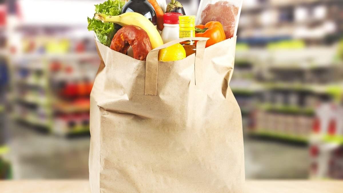 Продукты питания и их стоимость