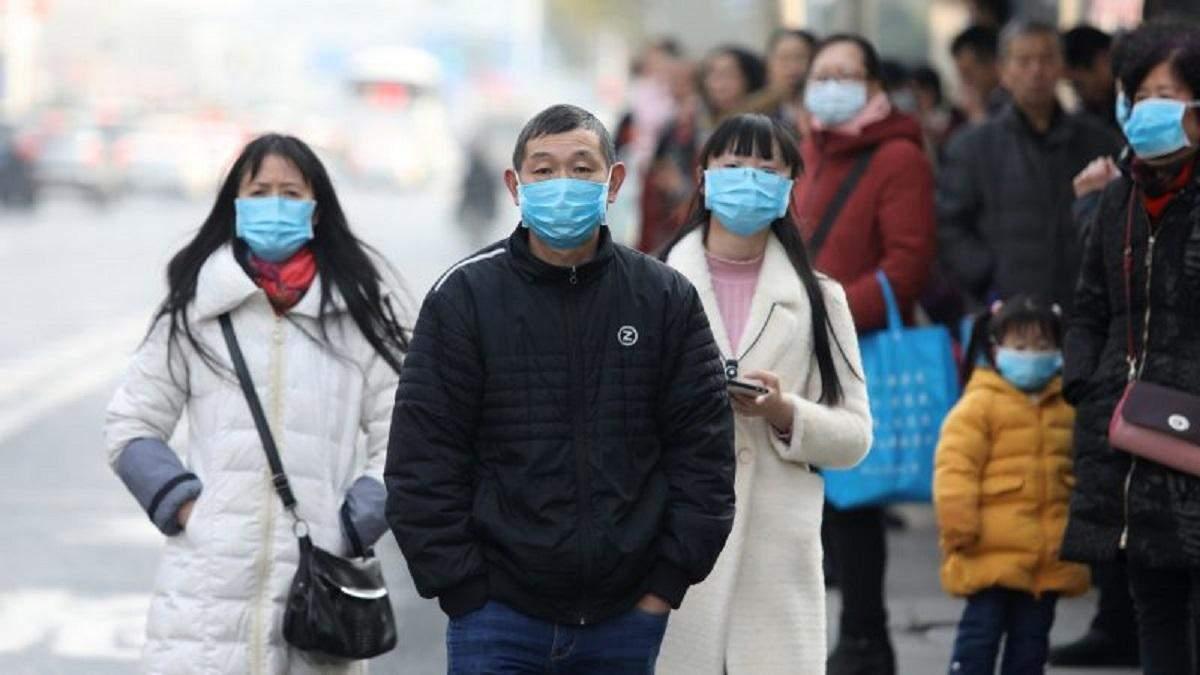 Коронавірусом вже заразилися майже 400 тисяч людей