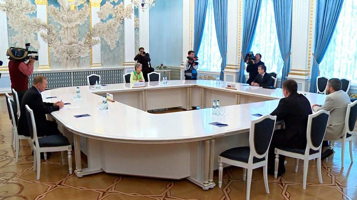 Засідання тристоронньої контактної групи: сім важливих питань