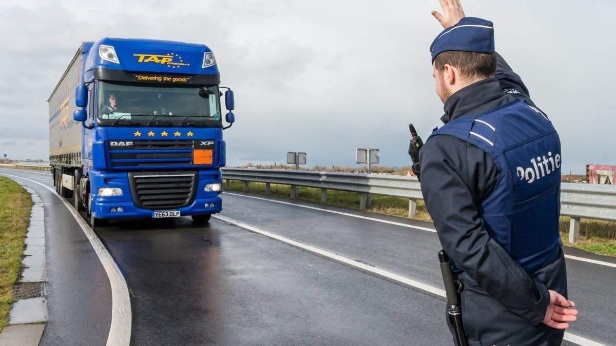 У украинцев могут возникнуть проблемы на границах ЕС