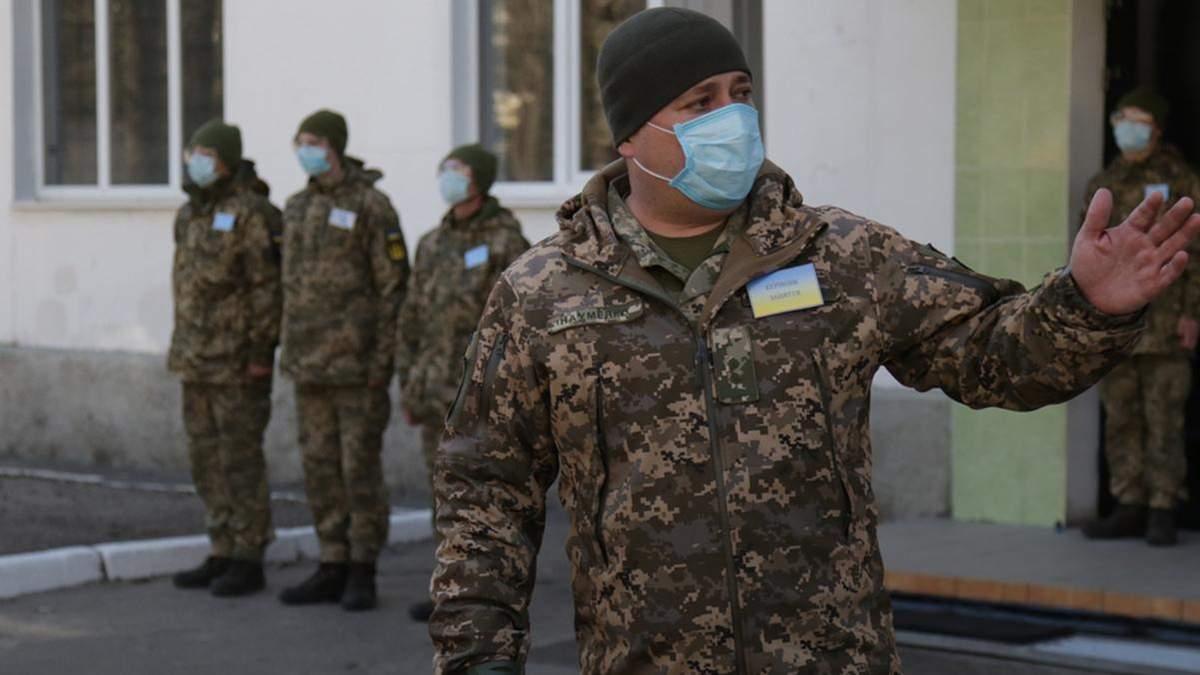 В ВСУ отчитались о ситуации с коронавирусом: детали