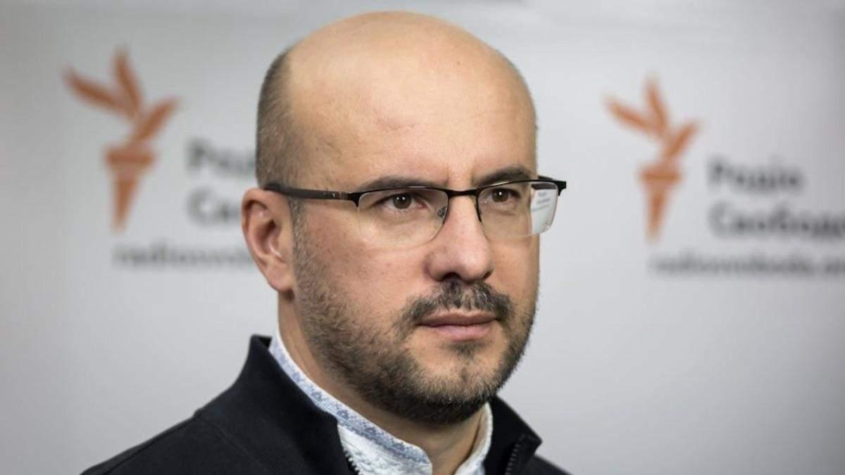 Сергій Рудик заразився коронавірусом