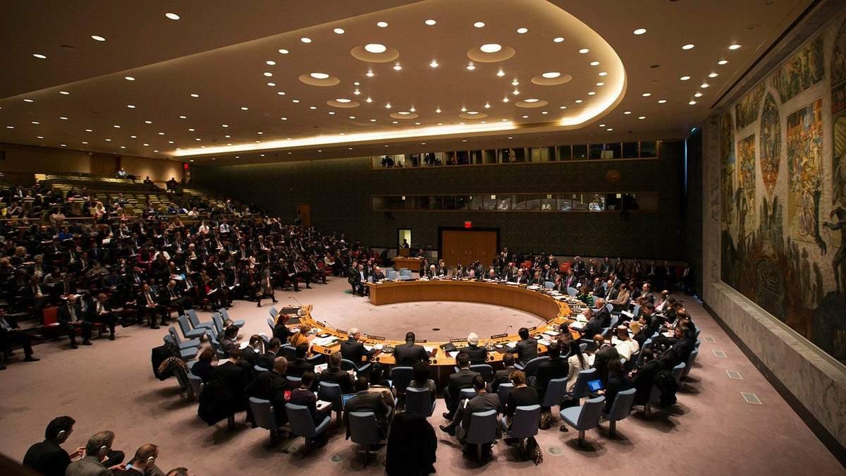 Радбез ООН вперше в історії засідав онлайн через пандемію коронавірусу