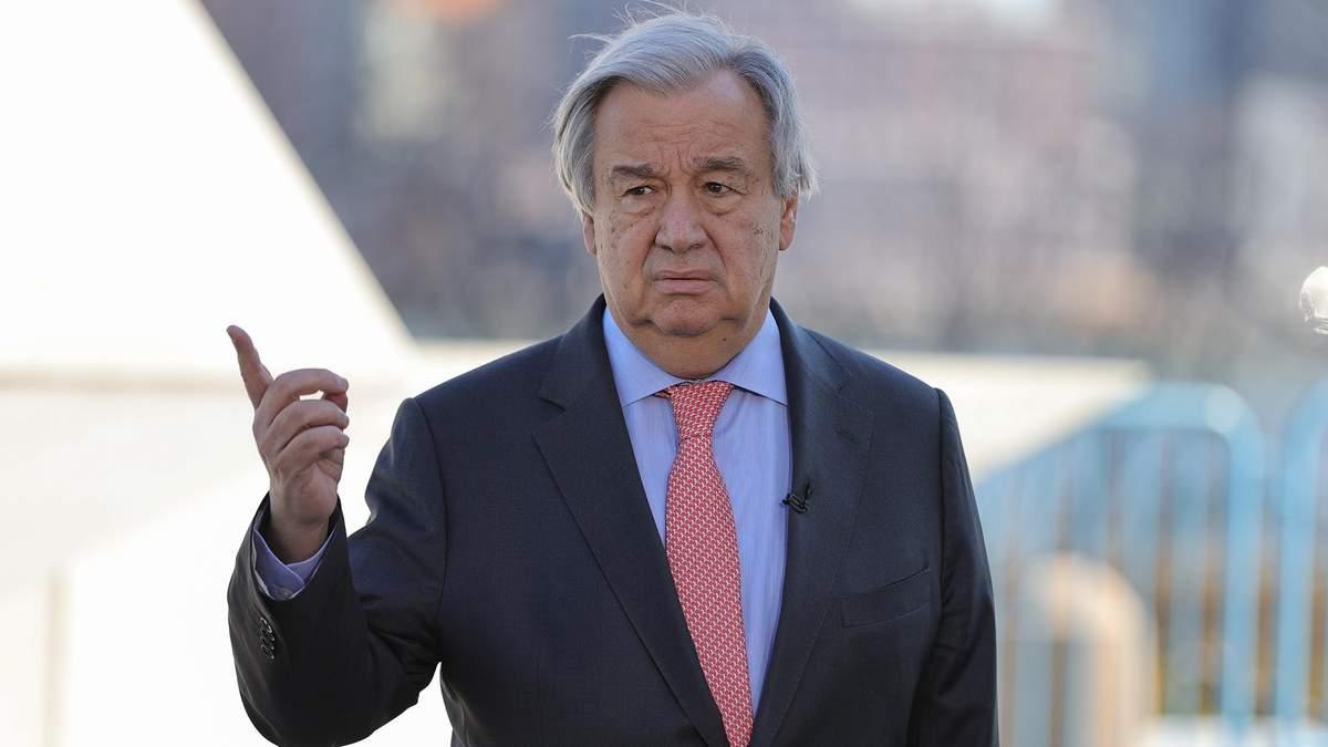 Коронавірус у світі: в ООН закликали скасувати санкції проти низки країн