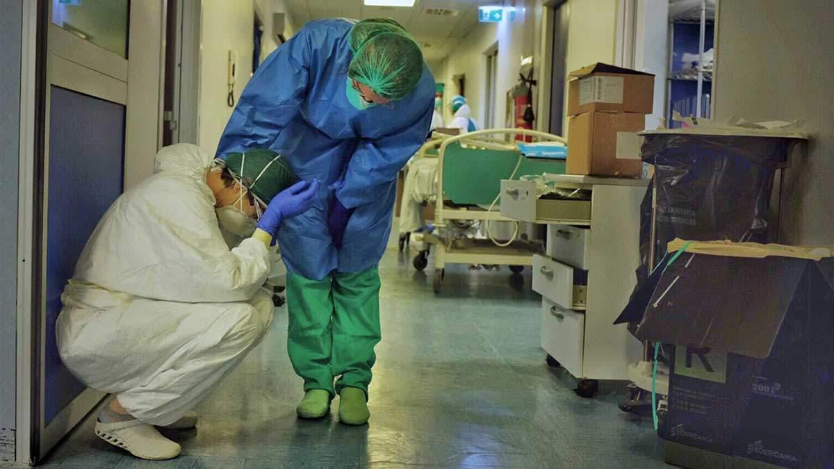 На Тернопільщині перша смерть від коронавірусу