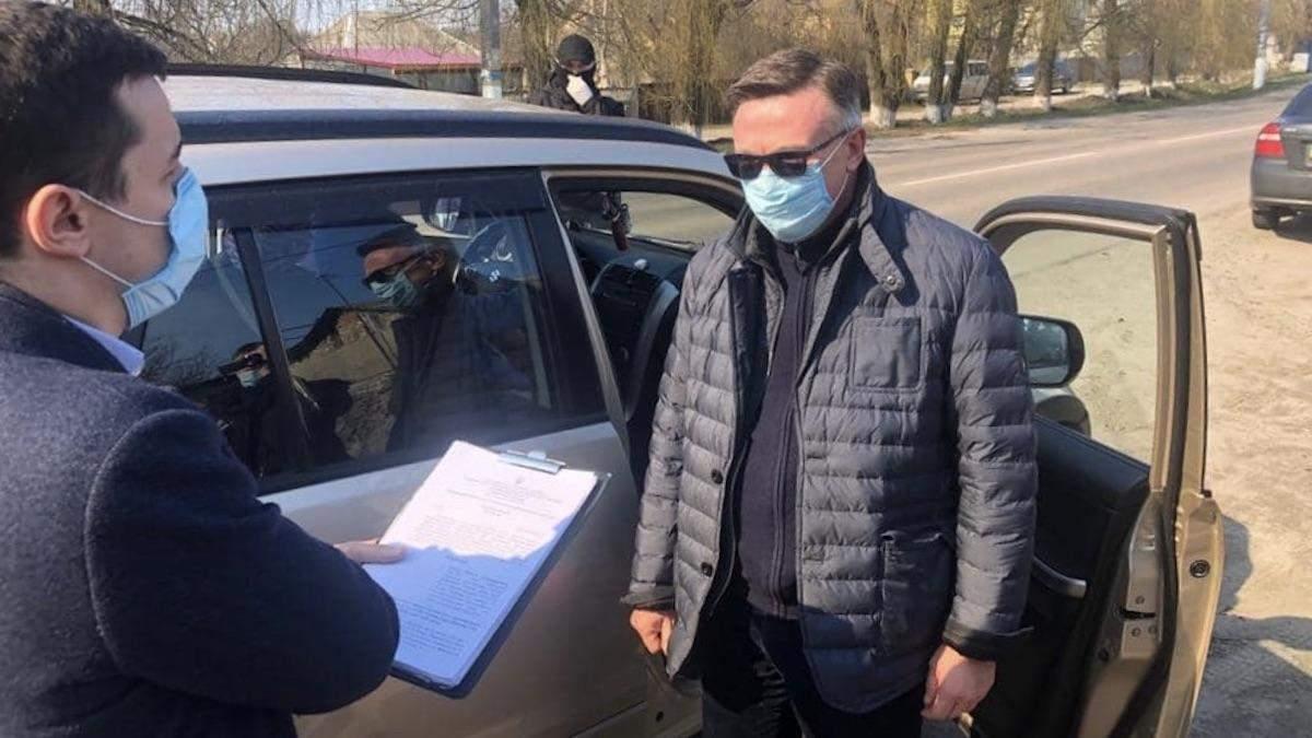 Ексглаву МЗС Леоніда Кожару затримали за підозрою у вбивстві