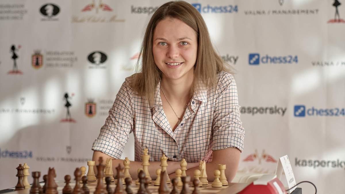 """Анна Музичук вже втретє виграла """"Шаховий Гетьман"""""""