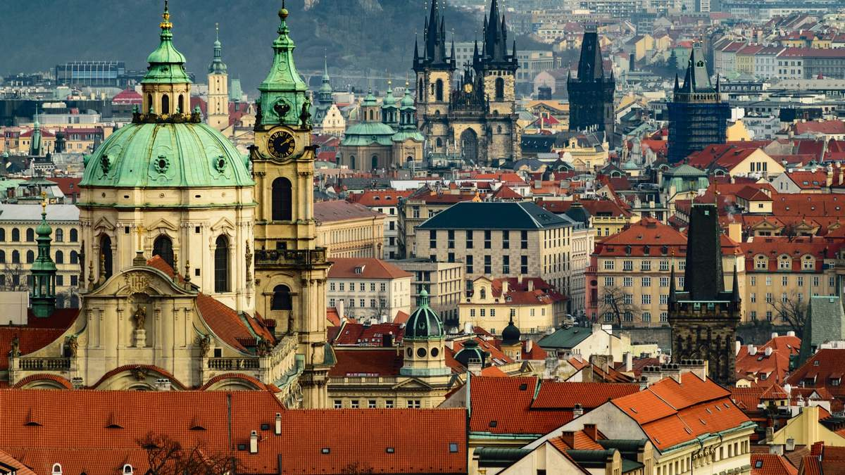 Коронавирус в Чехии