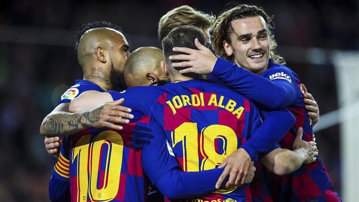 """Игроки """"Барселоны"""" отказались от уменьшения зарплаты из-за коронавируса"""