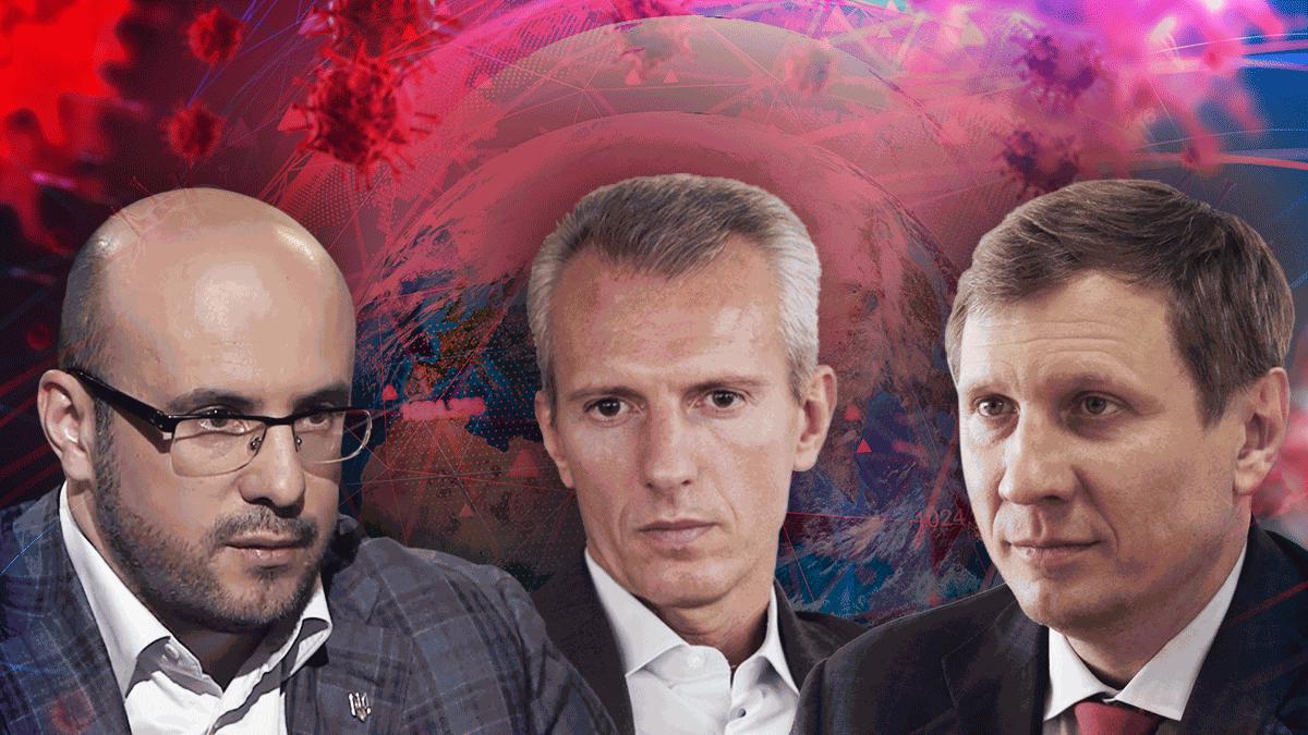 Коронавирус у политиков Украины – список зараженных Covid-19