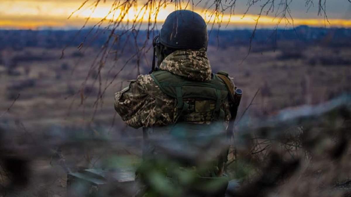 Украина обратилась к России с призывом прекратить огонь на Донбассе