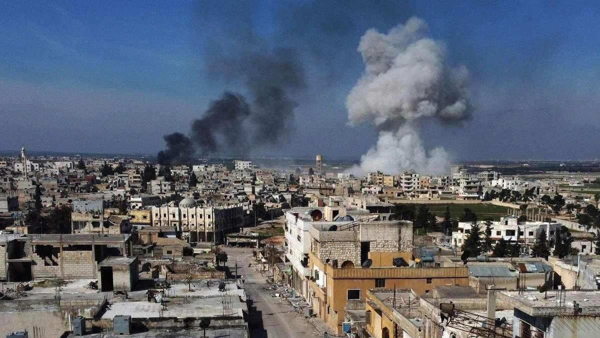 ВОЗ предупреждает об угрозе коронавируса в Сирии