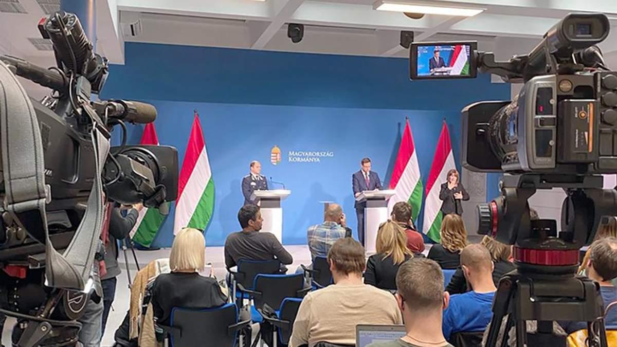 Украинцев не будут штрафовать в Венгрии за просроченные документы