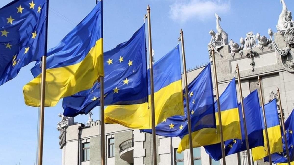 ЕС окажет помощь Украине в борьбе с коронавирусом