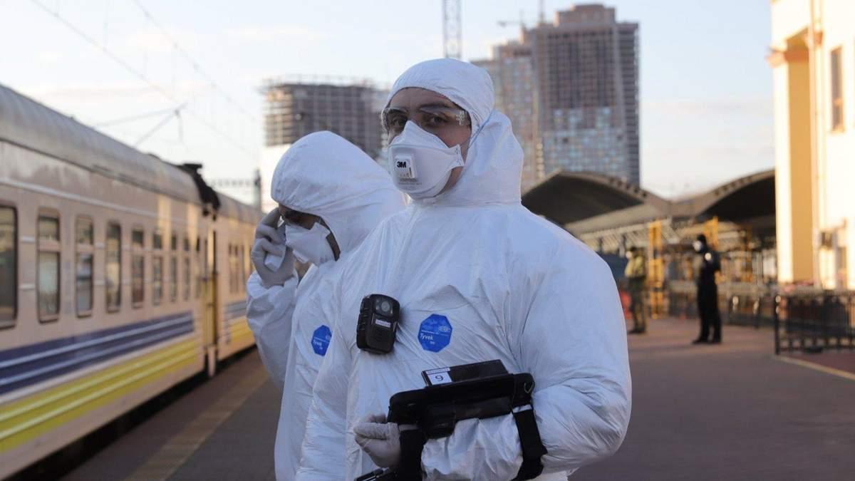 Скільки хворих на коронавірус в Україні