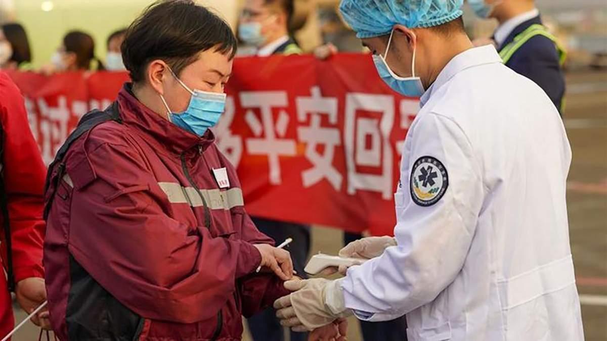 Коронавирус в Китае – закрытие границы иностранцам с 28 марта 2020