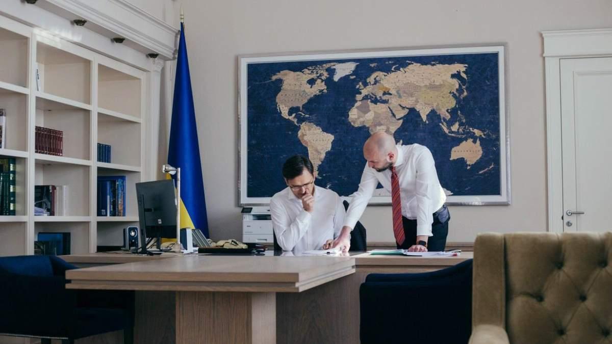 МИД делает все, чтобы защитить украинцев