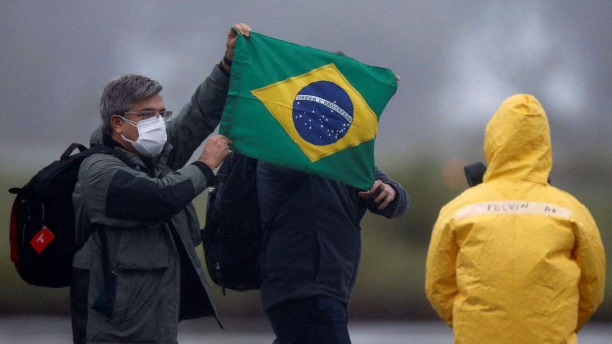 Коронавирус в Бразилии