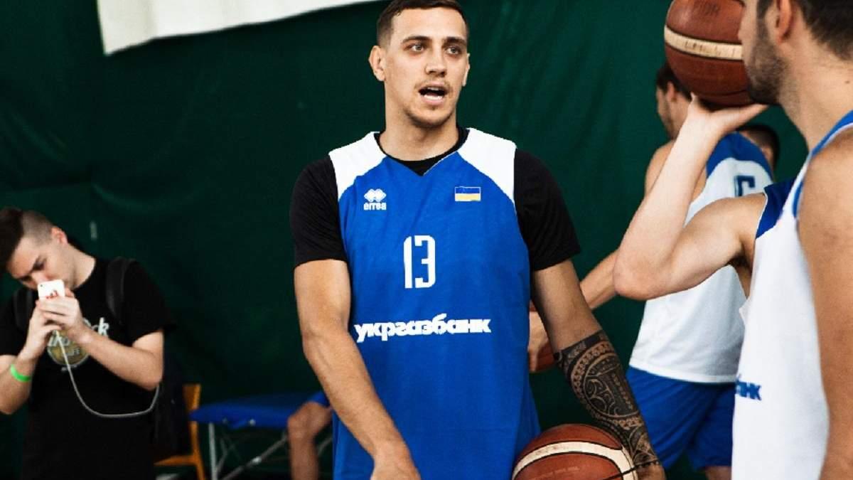 Баскетболист Вячеслав Бобров заболел COVID 19