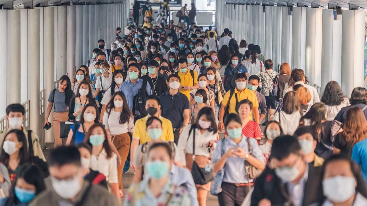 Чому коронавірусом заражуються не всі люди