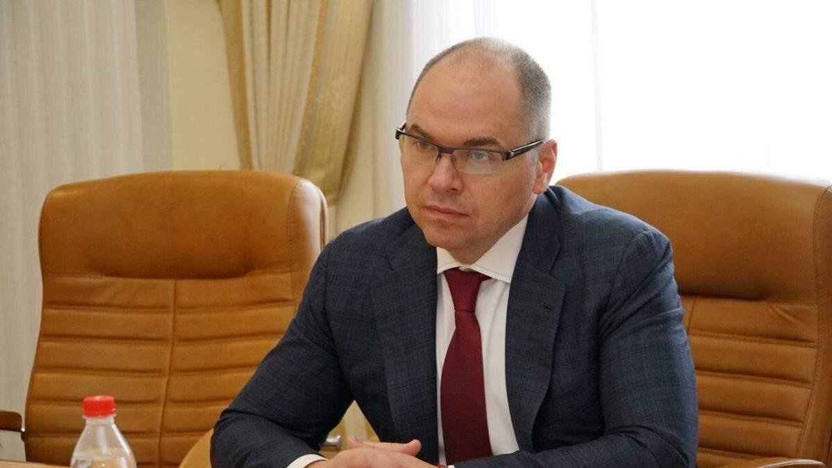 Степанов може стати новим головою МОЗ