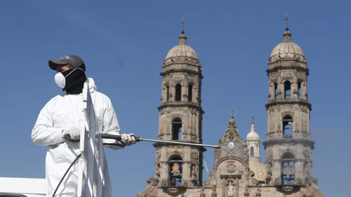 Коронавирус в Мексике
