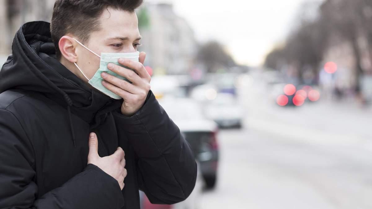 У Київській області збільшується кількість хворих на коронавірус