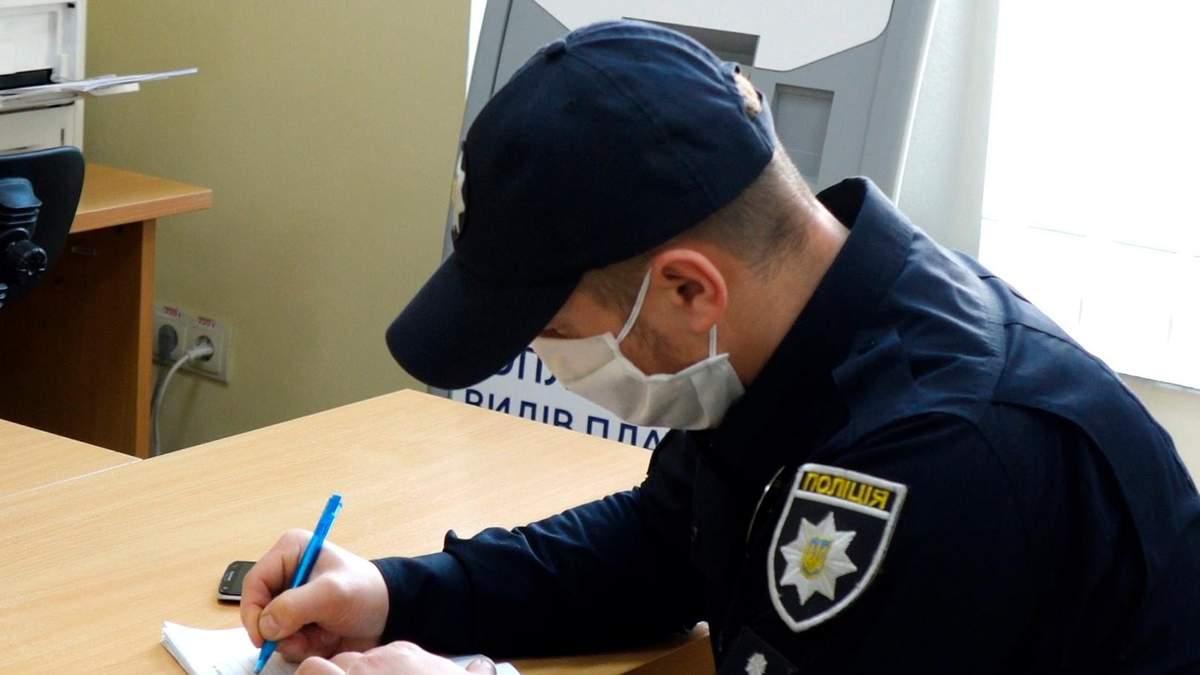 У Запорізькій області на коронавірус захворів поліцейський