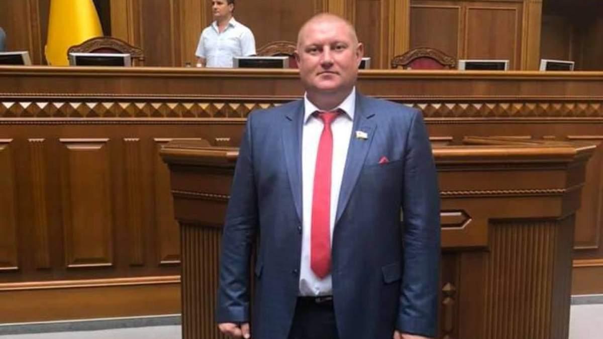 Володимир Ватрас має коронавірус – нардеп від Слуги народу