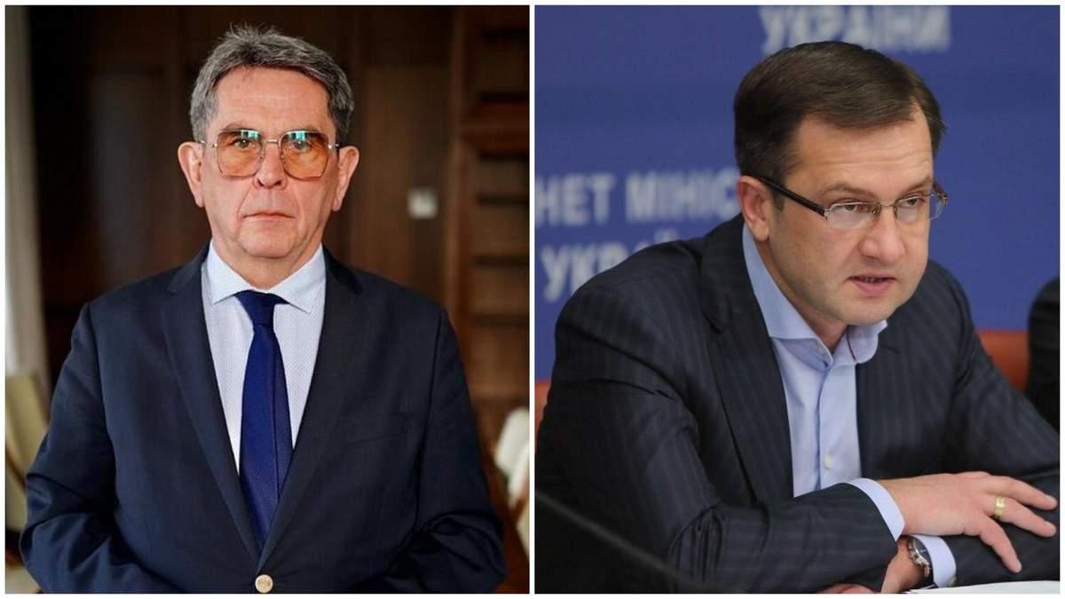 Илья Емец и Игорь Уманский уходят в отставку