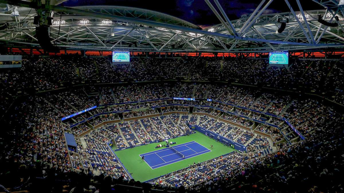 Стадион проведения US Open