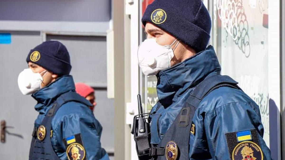 Порушників карантину спіймали на кордоні з Росією