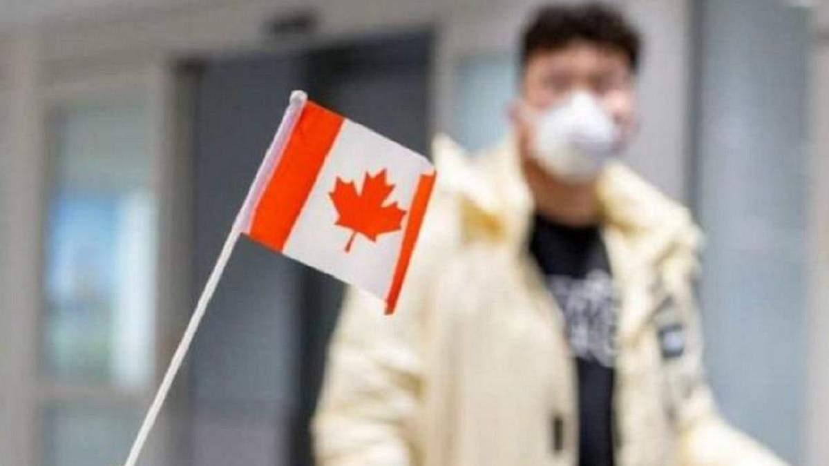 У Канаді зростає кількість заражень коронавірусом