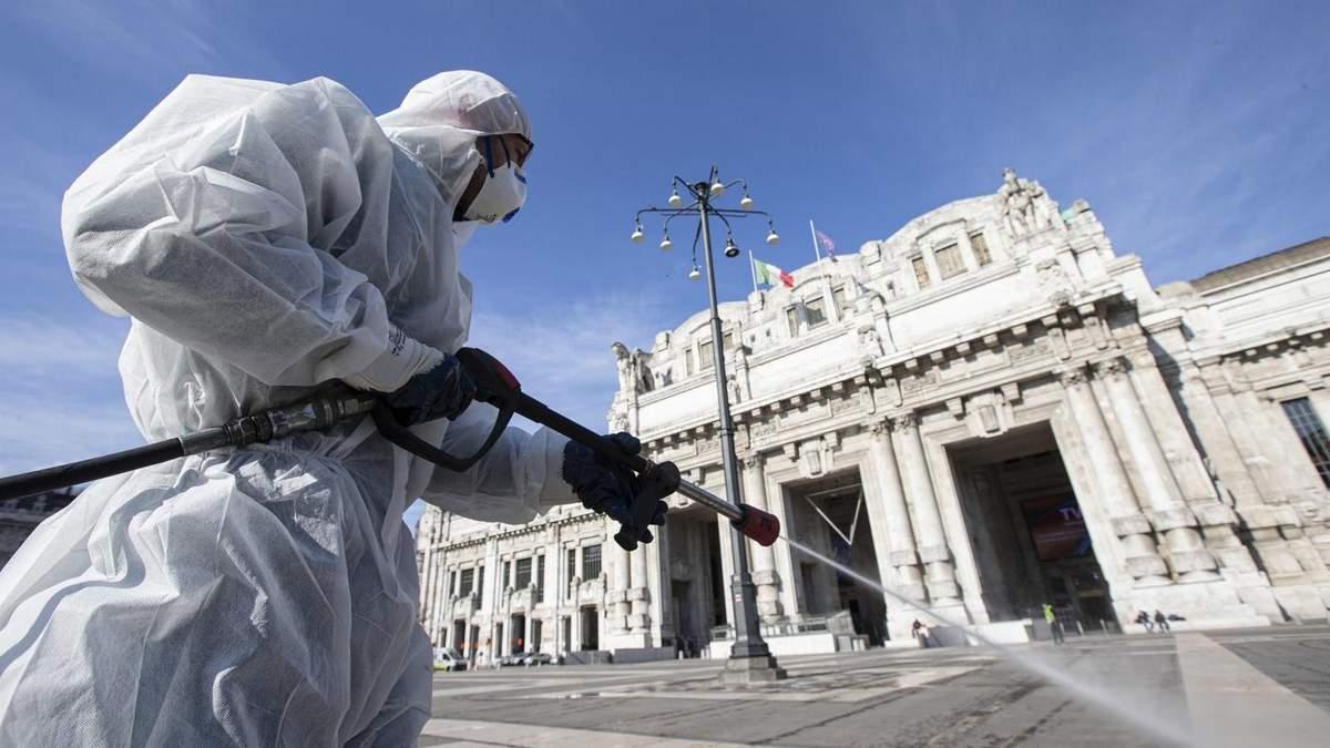 Коронавірус Італія 31 березня 2020 – останні новини Італії